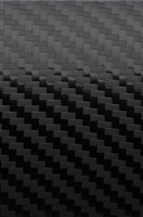 3M Straight Carbon Fiber Black Vehicle Wrap