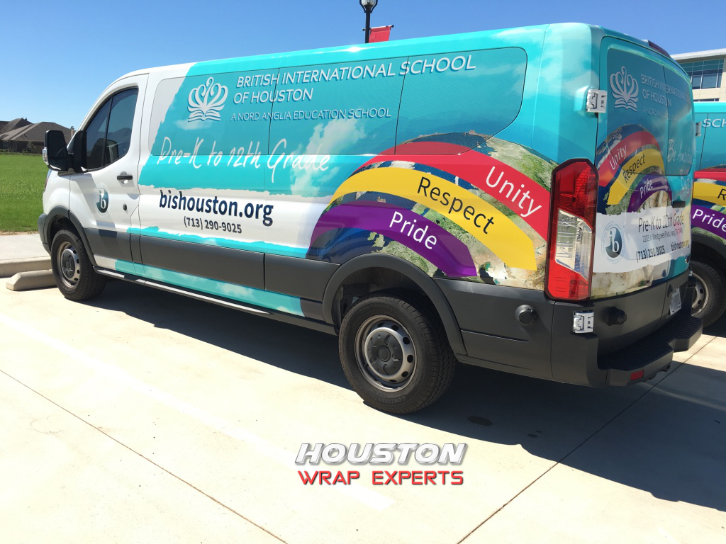 Vinyl Car Wraps in Houston TX