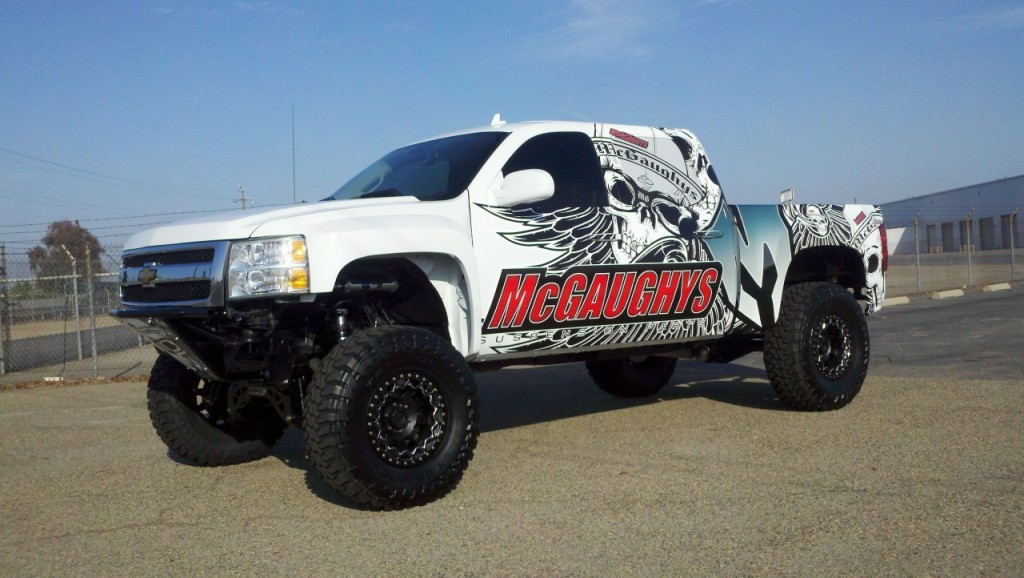 Achieve Maximum Branding Impact with Truck Vinyl Wraps