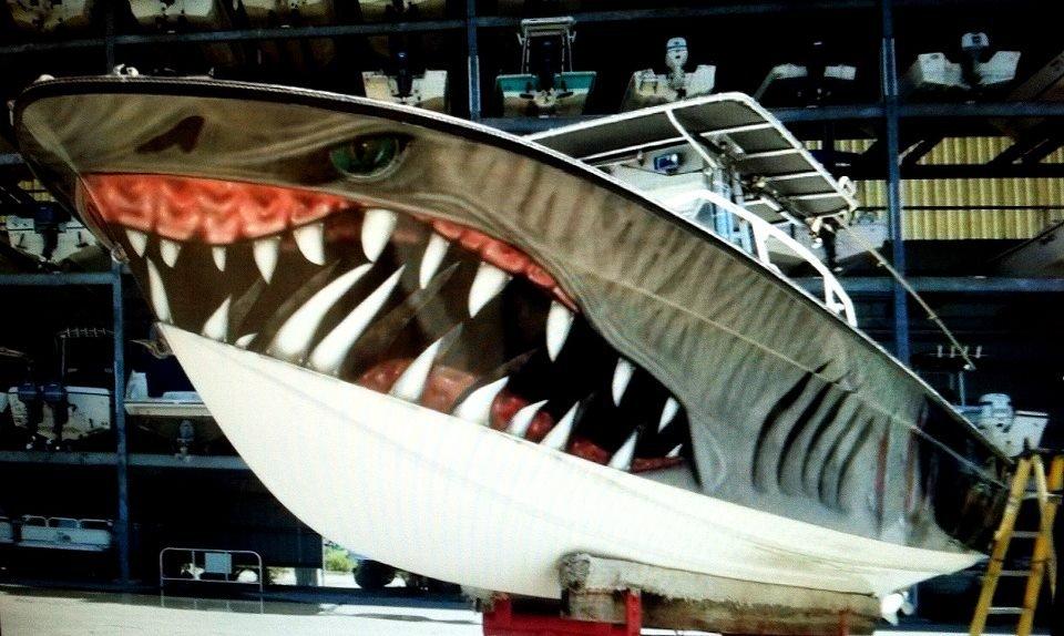 Boat Wraps   Houston Vehicle Wrap Experts